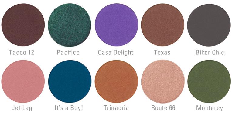 Bordeaux Color Palette