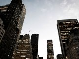 New York skyscrapers