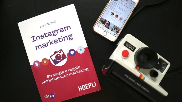 Instagram marketing - il libro